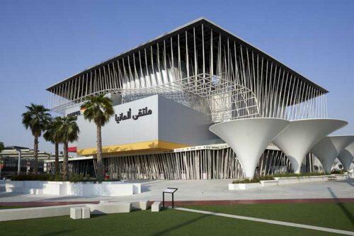 Une reconnaissance internationale pour le Groupe Serge Ferrari présent sur 14 réalisations de l'Exposition universelle à Dubaï